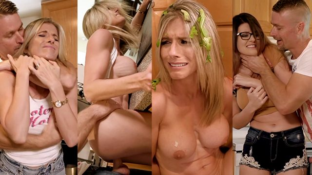 Forced cory chase Cory Chase